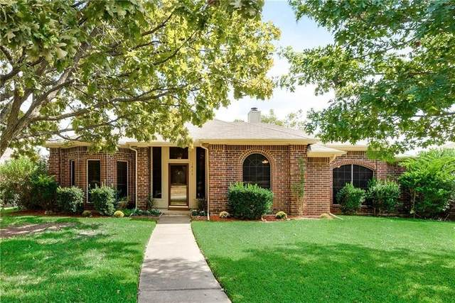 1822 Arapaho Trail, Mesquite, TX 75149 (MLS #14385912) :: All Cities USA Realty