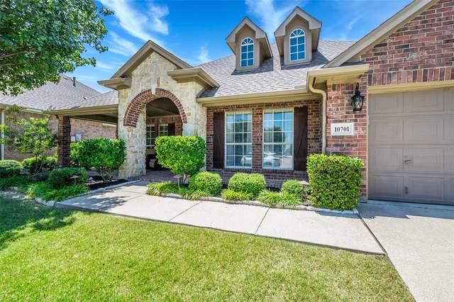 10701 Elmhurst Lane, Fort Worth, TX 76244 (MLS #14385932) :: The Heyl Group at Keller Williams