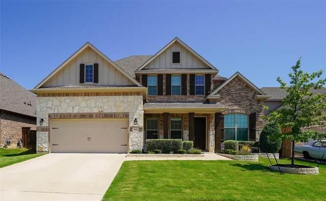 1008 Cason Falls Road, Mckinney, TX 75071 (MLS #14385969) :: Century 21 Judge Fite Company