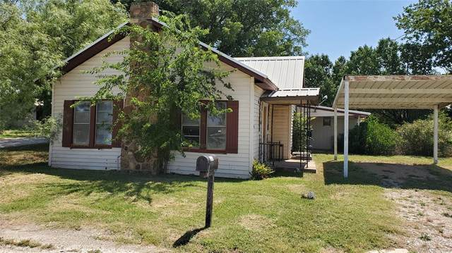 334 N Knox Street, Jacksboro, TX 76458 (MLS #14385976) :: The Heyl Group at Keller Williams