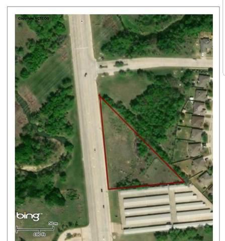713 S Crowley Road, Crowley, TX 76036 (MLS #14385983) :: The Mauelshagen Group