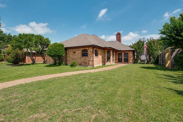 1315 Sandy Creek Drive, Allen, TX 75002 (MLS #14385995) :: Baldree Home Team