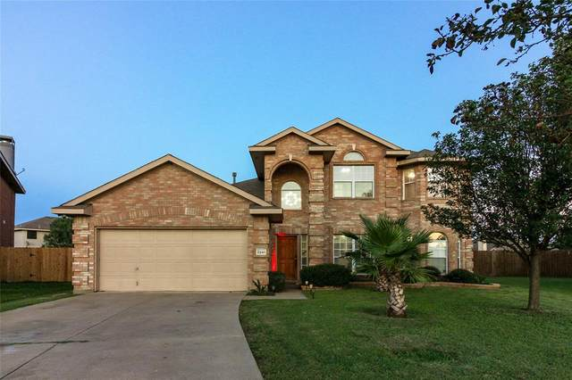 2241 Cantura Drive, Mesquite, TX 75181 (MLS #14386061) :: All Cities USA Realty