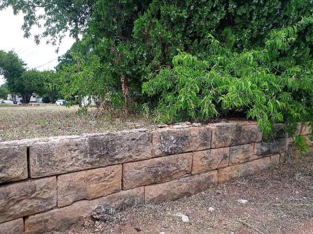 1301 Cottage Street, Brownwood, TX 76801 (MLS #14386104) :: Maegan Brest | Keller Williams Realty