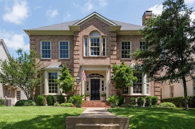 3732 Purdue Avenue, University Park, TX 75225 (MLS #14386111) :: Tenesha Lusk Realty Group