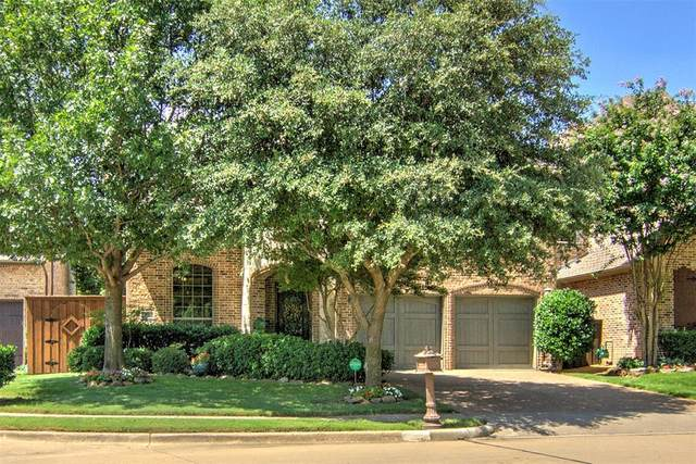 53 Glistening Pond Drive, Frisco, TX 75034 (MLS #14386122) :: The Daniel Team