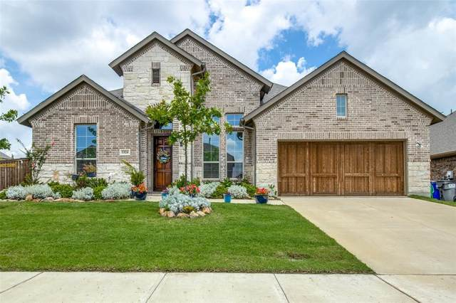 1324 Marines Drive, Little Elm, TX 75068 (MLS #14386130) :: Tenesha Lusk Realty Group