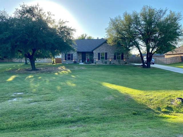 240 S Spring Branch Trail S, Springtown, TX 76082 (MLS #14386150) :: The Heyl Group at Keller Williams