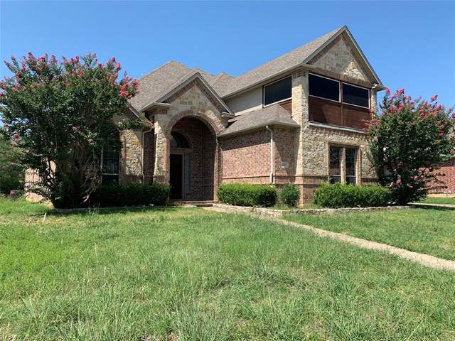 1107 Chesapeake Drive, Mansfield, TX 76063 (MLS #14386154) :: All Cities USA Realty