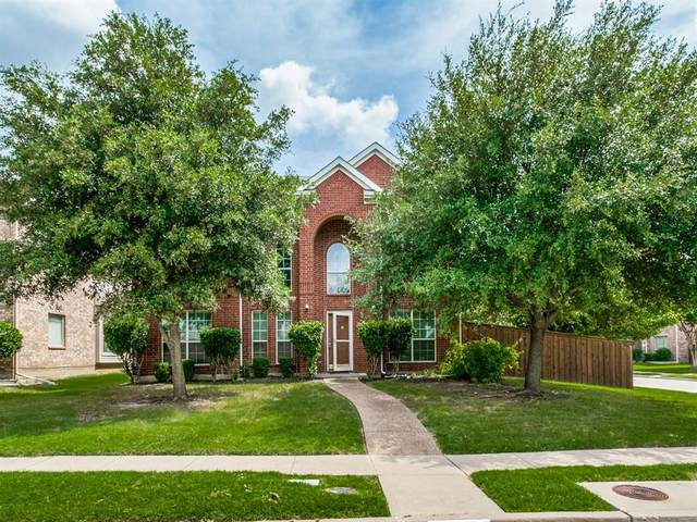 9651 Briardale Drive, Frisco, TX 75035 (MLS #14386183) :: The Daniel Team