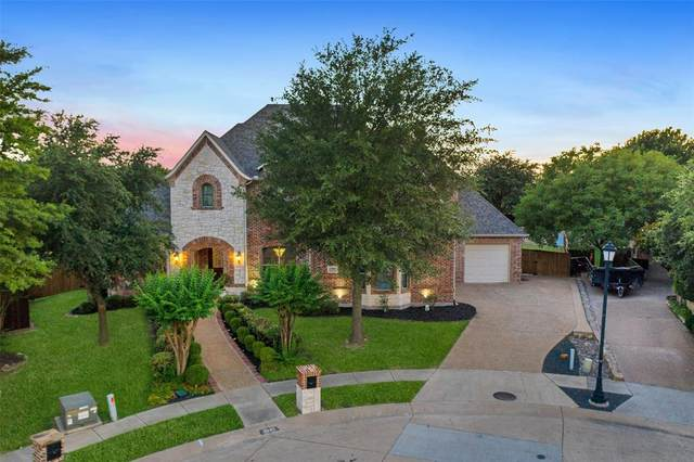 7305 Hampstead Court, Mckinney, TX 75071 (MLS #14386199) :: Potts Realty Group