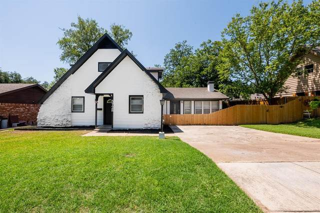 5728 Ammons Street, Haltom City, TX 76117 (MLS #14386209) :: Robbins Real Estate Group