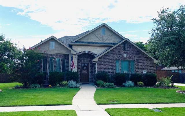 701 Willow Crest Drive, Midlothian, TX 76065 (MLS #14386210) :: Tenesha Lusk Realty Group