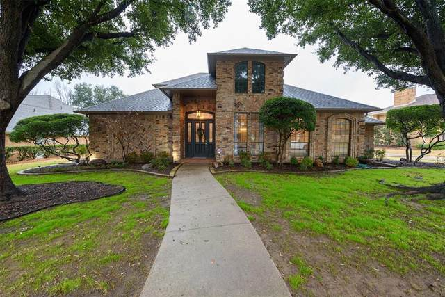 1762 Timber Ridge Circle, Corinth, TX 76210 (MLS #14386220) :: Tenesha Lusk Realty Group