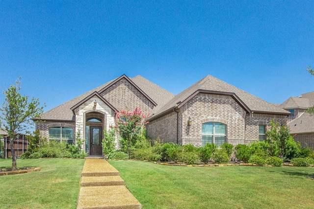 1250 Clipston Drive, Prosper, TX 75078 (MLS #14386233) :: The Daniel Team