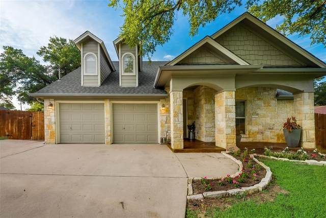 401 Atkerson Lane, Euless, TX 76040 (MLS #14386248) :: The Mitchell Group
