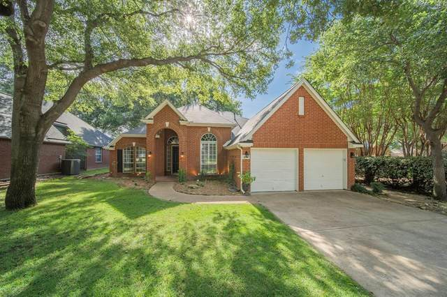 2712 Lakehollow Lane, Flower Mound, TX 75028 (MLS #14386268) :: Tenesha Lusk Realty Group