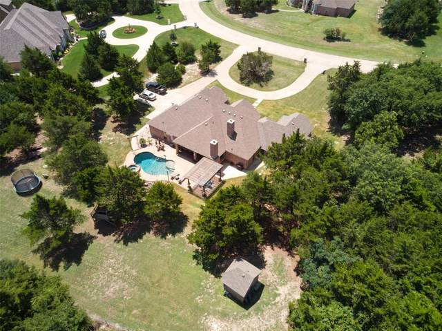 4061 Wisteria Trail, Midlothian, TX 76065 (MLS #14386269) :: All Cities USA Realty