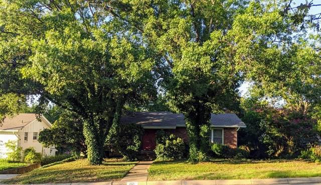 1621 Weiler Boulevard, Fort Worth, TX 76112 (MLS #14386276) :: The Heyl Group at Keller Williams