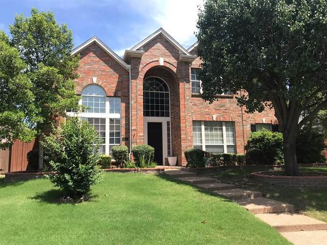 8404 High Meadows Drive, Plano, TX 75025 (MLS #14386290) :: The Heyl Group at Keller Williams