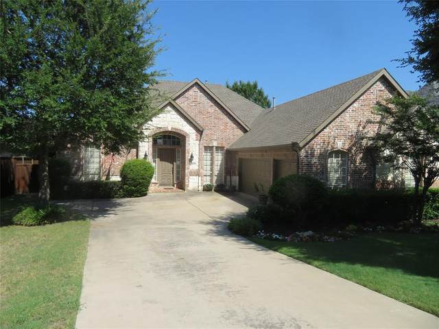 4113 Thornberry Trail, Highland Village, TX 75077 (MLS #14386303) :: The Kimberly Davis Group