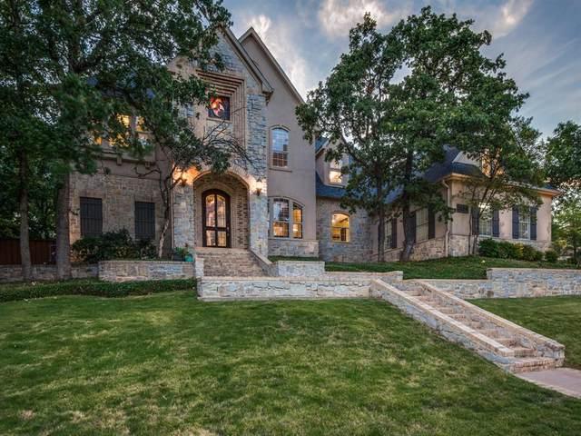 3109 Clear Lake Lane, Highland Village, TX 75077 (MLS #14386350) :: The Rhodes Team