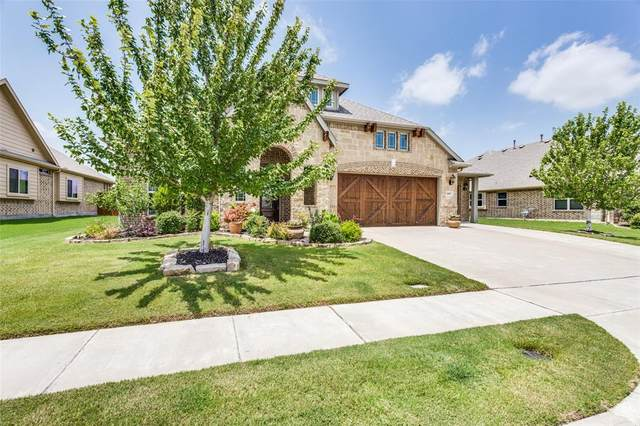 1007 Walford Drive, Forney, TX 75126 (MLS #14386351) :: All Cities USA Realty