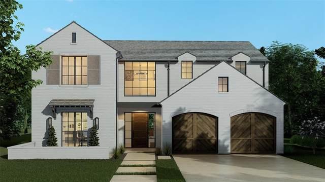 5631 Southwestern Boulevard, Dallas, TX 75209 (MLS #14386353) :: The Heyl Group at Keller Williams