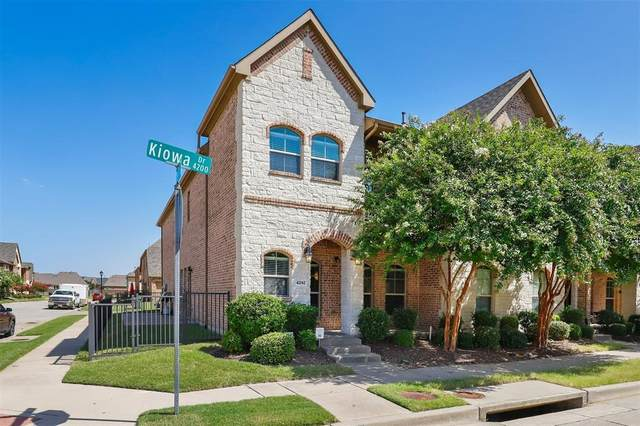 4292 Kiowa Drive, Carrollton, TX 75010 (MLS #14386377) :: Frankie Arthur Real Estate