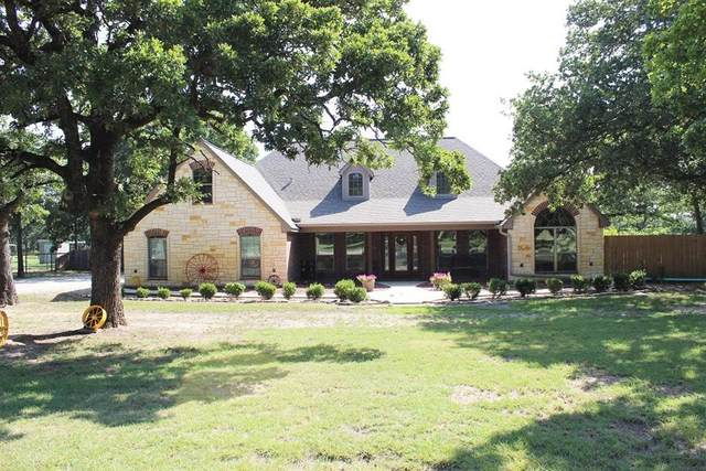 428 County Road 475, Stephenville, TX 76401 (MLS #14386443) :: The Chad Smith Team