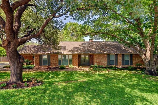 1600 Dakar Road W, Fort Worth, TX 76116 (MLS #14386477) :: Frankie Arthur Real Estate