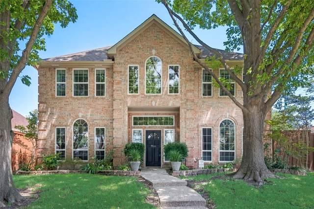 4305 Brady Drive, Plano, TX 75024 (MLS #14386484) :: The Heyl Group at Keller Williams