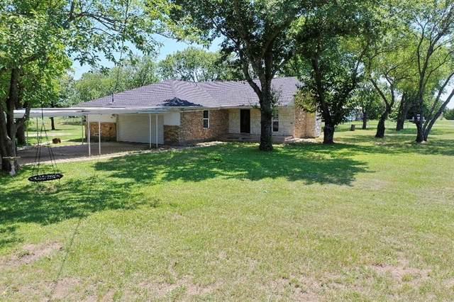 2790 County Road 101, Kaufman, TX 75142 (MLS #14386506) :: The Chad Smith Team