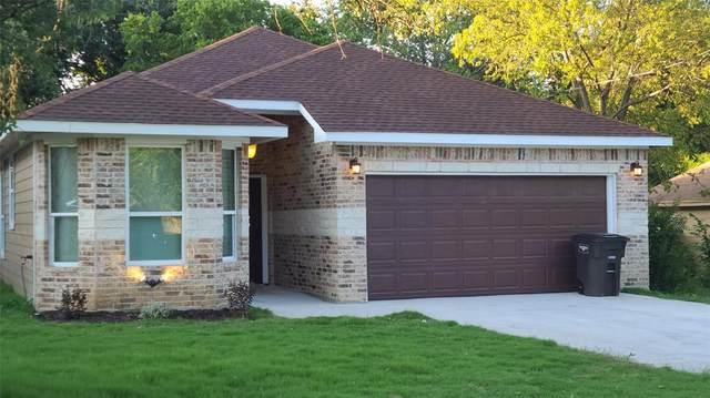 5109 Fitzhugh Avenue, Fort Worth, TX 76105 (MLS #14386522) :: Team Tiller