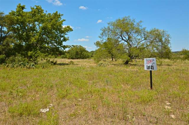 0 County Road 2800, Lometa, TX 76853 (MLS #14386537) :: The Hornburg Real Estate Group