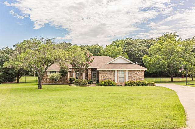 228 Trail Tree Circle, Burleson, TX 76028 (MLS #14386544) :: The Chad Smith Team