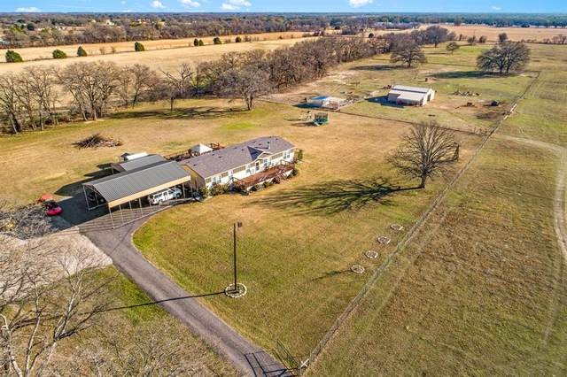 8376 Cr 4084, Scurry, TX 75158 (MLS #14386554) :: Tenesha Lusk Realty Group