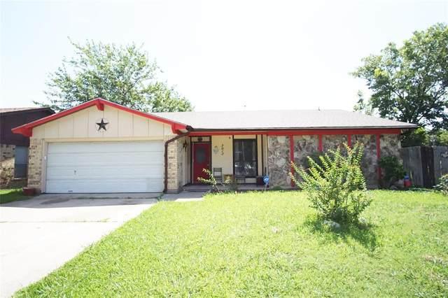 3015 High Meadows Drive, Arlington, TX 76014 (MLS #14386610) :: Hargrove Realty Group