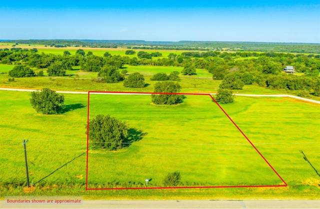 Lot 8 Soda Springs Road, Millsap, TX 76066 (MLS #14386623) :: The Mitchell Group