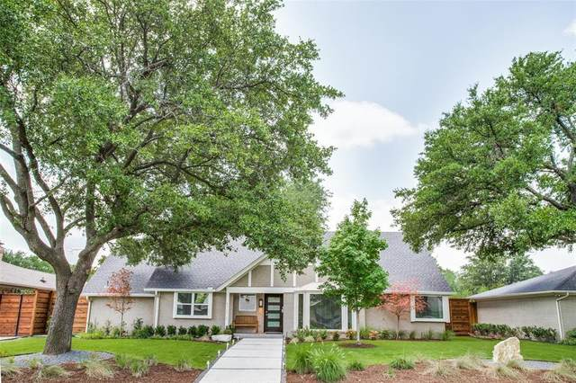 7218 Joyce Way, Dallas, TX 75225 (MLS #14386654) :: Team Tiller