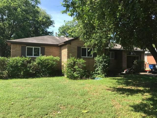728 Colgate Drive, Lancaster, TX 75134 (MLS #14386656) :: Tenesha Lusk Realty Group