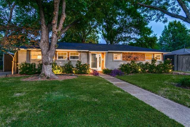 3464 Timberview Road, Dallas, TX 75229 (MLS #14386670) :: Robbins Real Estate Group
