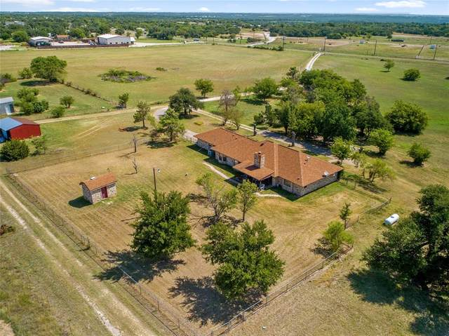 2103 Zion Hill Road, Weatherford, TX 76088 (MLS #14386699) :: All Cities USA Realty