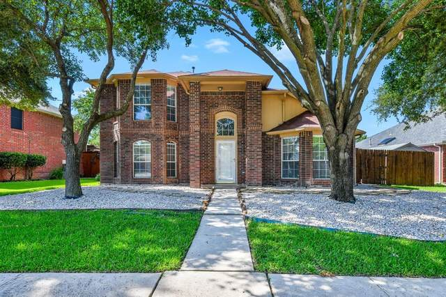 729 Teakwood Drive, Flower Mound, TX 75028 (MLS #14386728) :: All Cities USA Realty