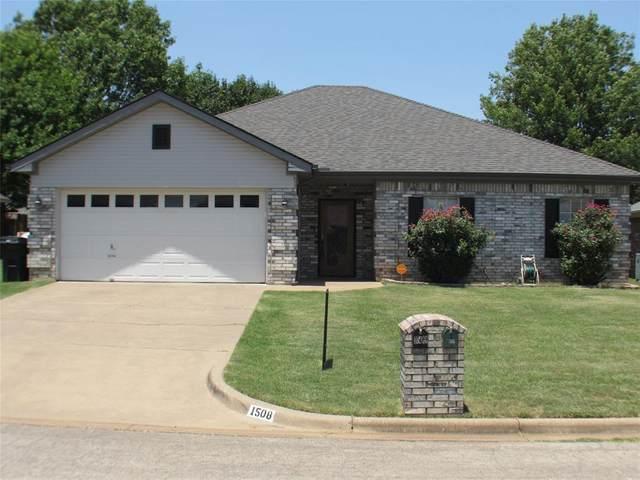 1508 Clover Lane, Granbury, TX 76048 (MLS #14386751) :: The Kimberly Davis Group
