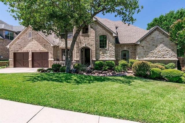 2925 Kimball Court, Grapevine, TX 76051 (MLS #14386760) :: The Heyl Group at Keller Williams