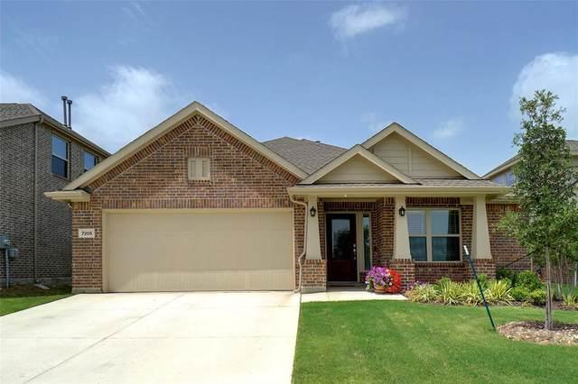 7205 Navoti Trail, Fort Worth, TX 76131 (MLS #14386763) :: Tenesha Lusk Realty Group