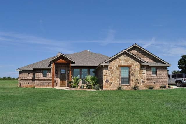 482 Pine Road, Poolville, TX 76487 (MLS #14386792) :: Maegan Brest   Keller Williams Realty