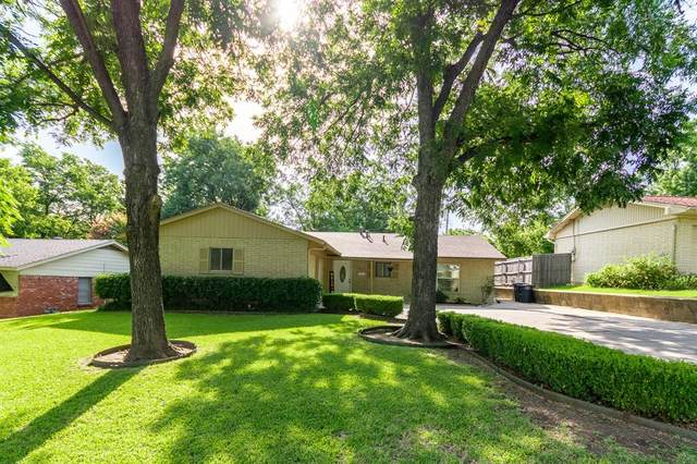 5213 Westcreek Drive, Fort Worth, TX 76133 (MLS #14386803) :: Baldree Home Team
