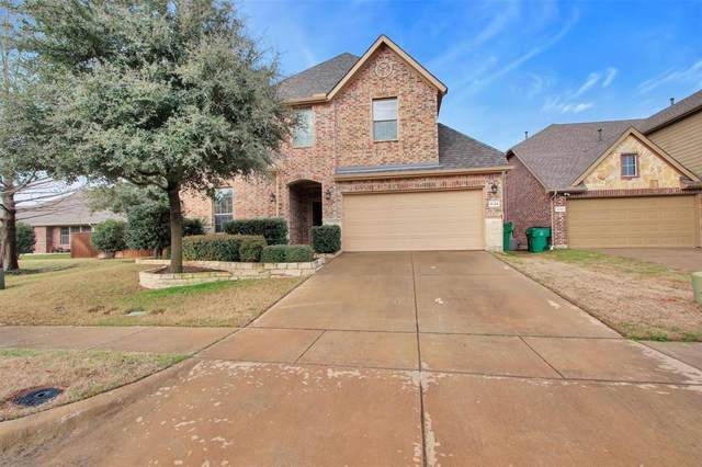 4124 Plymouth Drive, Mckinney, TX 75070 (MLS #14386808) :: Baldree Home Team